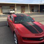 San Antonio Auto window tinting shop