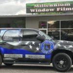 San Antonio truck window tinting shop