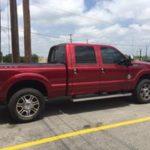 Truck Window Tinting in San Antonio