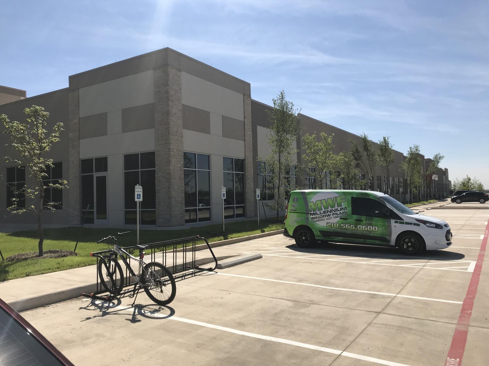 TJ MAXX Distribution Center WIndow FIlm Outdoor